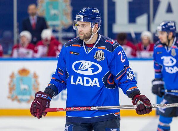 Защитник Лады Алексей Кириллов