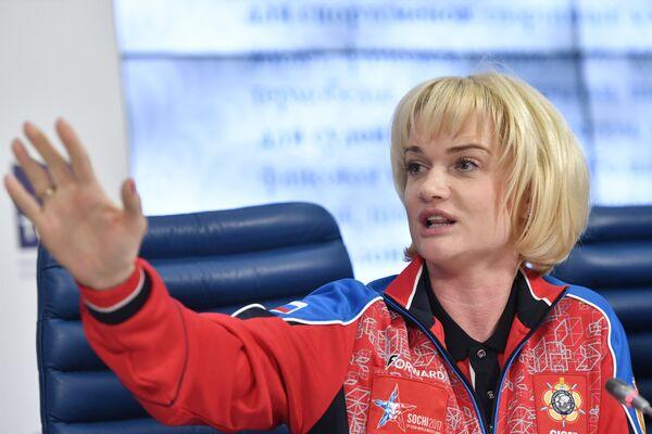 Светлана Хоркина