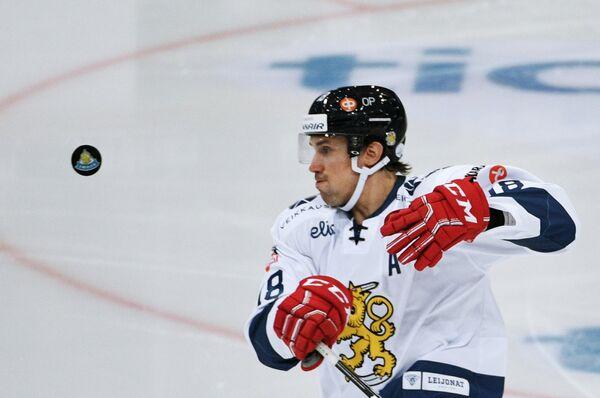 Защитник сборной Финляндии Сами Лепистё
