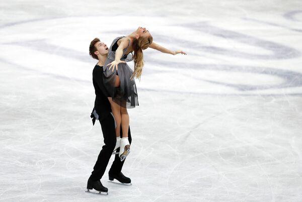 Виктория Синицина и Никита Кацалапов