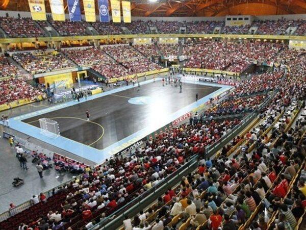 Игроки московской Дины и хорватского Национала