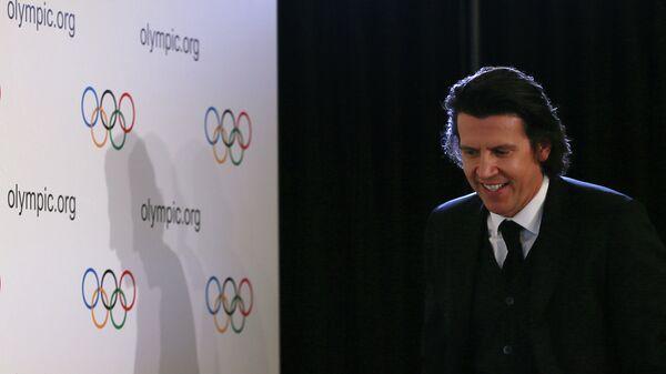 Исполнительный директор Международного олимпийского комитета Кристоф Дюби