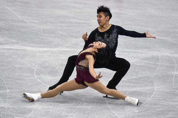 Хань Цун и Суй Вэньцзин