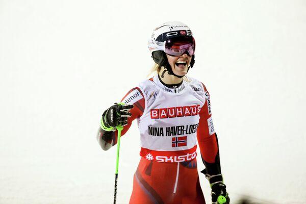 Нина Лёсет