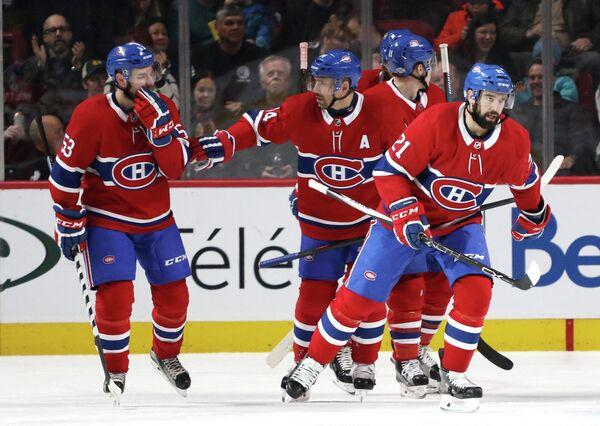 Игроки клуба НХЛ Монреаль Канадиенс