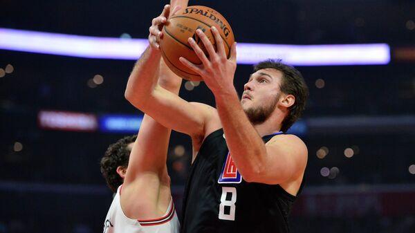 Форвард клуба НБА Лос-Анджелес Клипперс Данило Галлинари