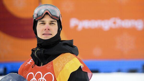 Российский сноубордист Владислав Хадарин