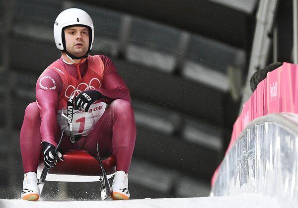 Российский спортсмен Семен Павличенко