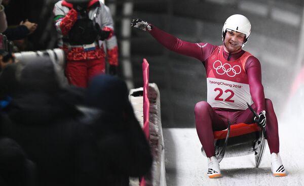 Российский спортсмен Степан Федоров