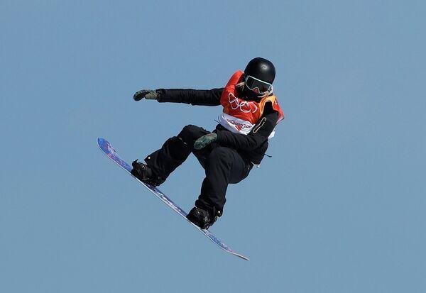 Российская сноубордистка Софья Федорова