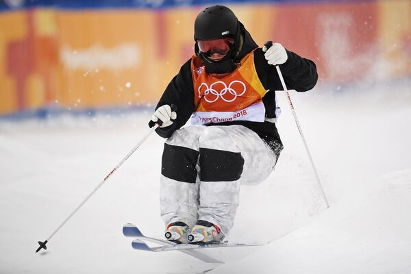Российский спортсмен Александр Смышляев