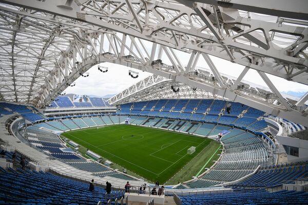 Стадион Фишт в Сочи