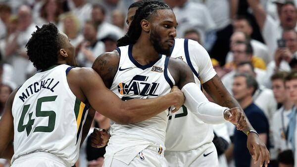 Баскетболисты Юты Джаз