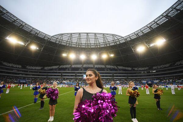 Открытие стадиона Самара Арена