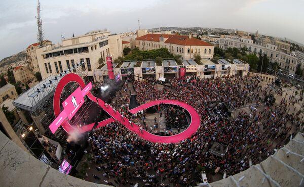 Презентация Джиро д'Италия-2018
