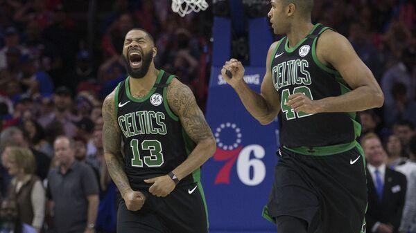 """""""Бостон"""" обыграл """"Финикс"""" в контрольном матче НБА"""