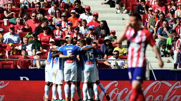 Футболисты Эспаньола