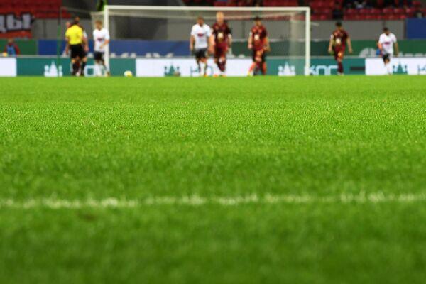 Газон стадиона Казань-Арена