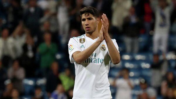 Защитник мадридского Реала Ашраф Хакими