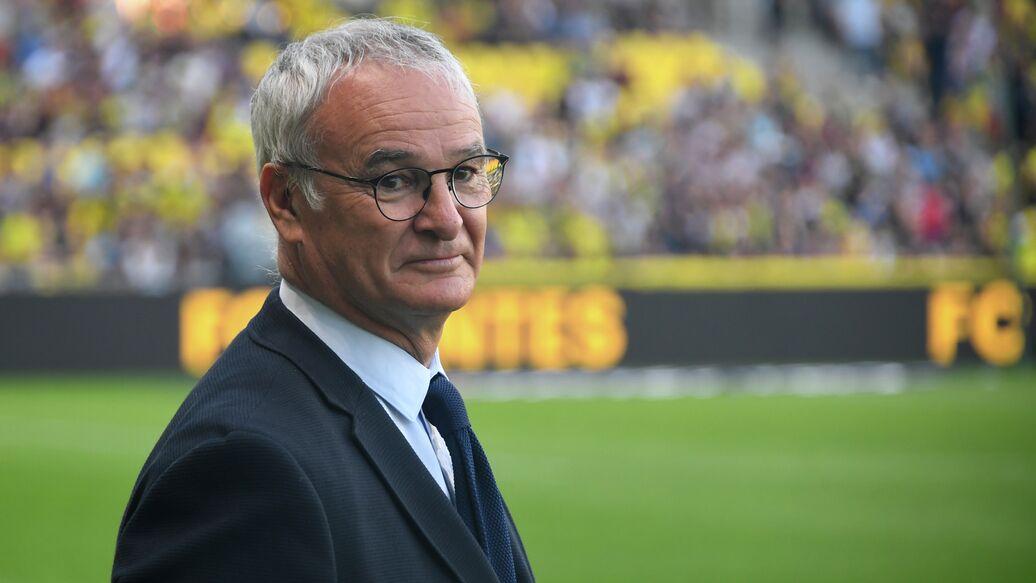 Раньери стал кандидатом на пост тренера ювентуса
