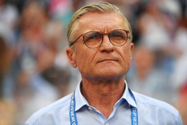 Главный тренер сборной Польши Адам Навалка