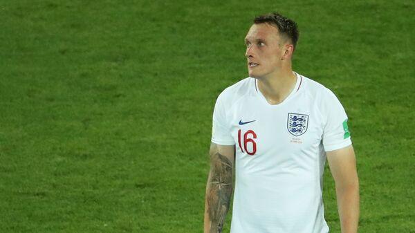Защитник сборной Англии Фил Джонс