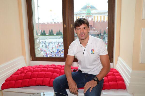 Интервью с легендой испанского футбола Фернандо Морьентесом