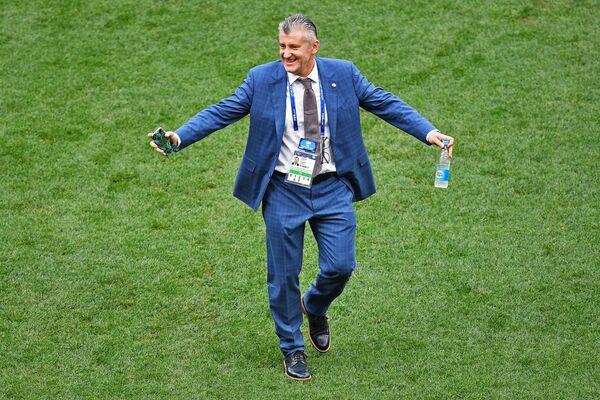 Глава Хорватского футбольного союза Давор Шукер