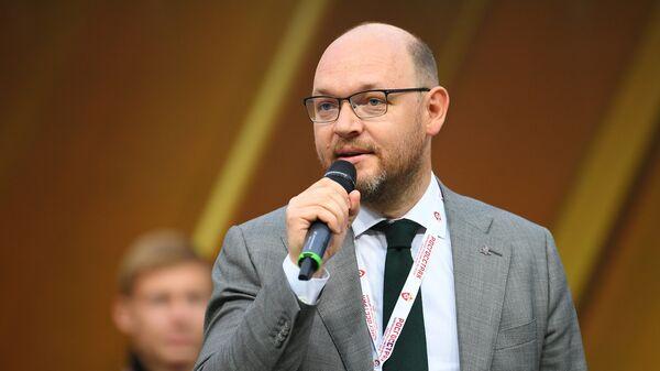 Генеральный директор ФК Локомотив Илья Геркус