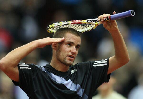 Российский теннисист Михаил Южный
