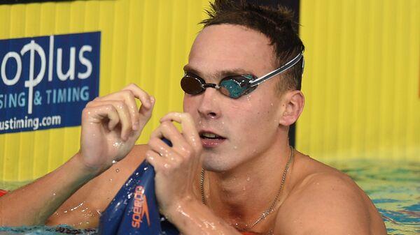 Чупков победил на дистанции 200 м брассом на ЧР