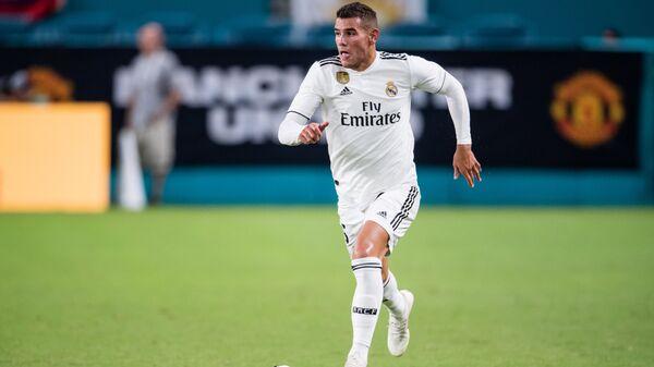 Защитник Реала Тео Эрнандес