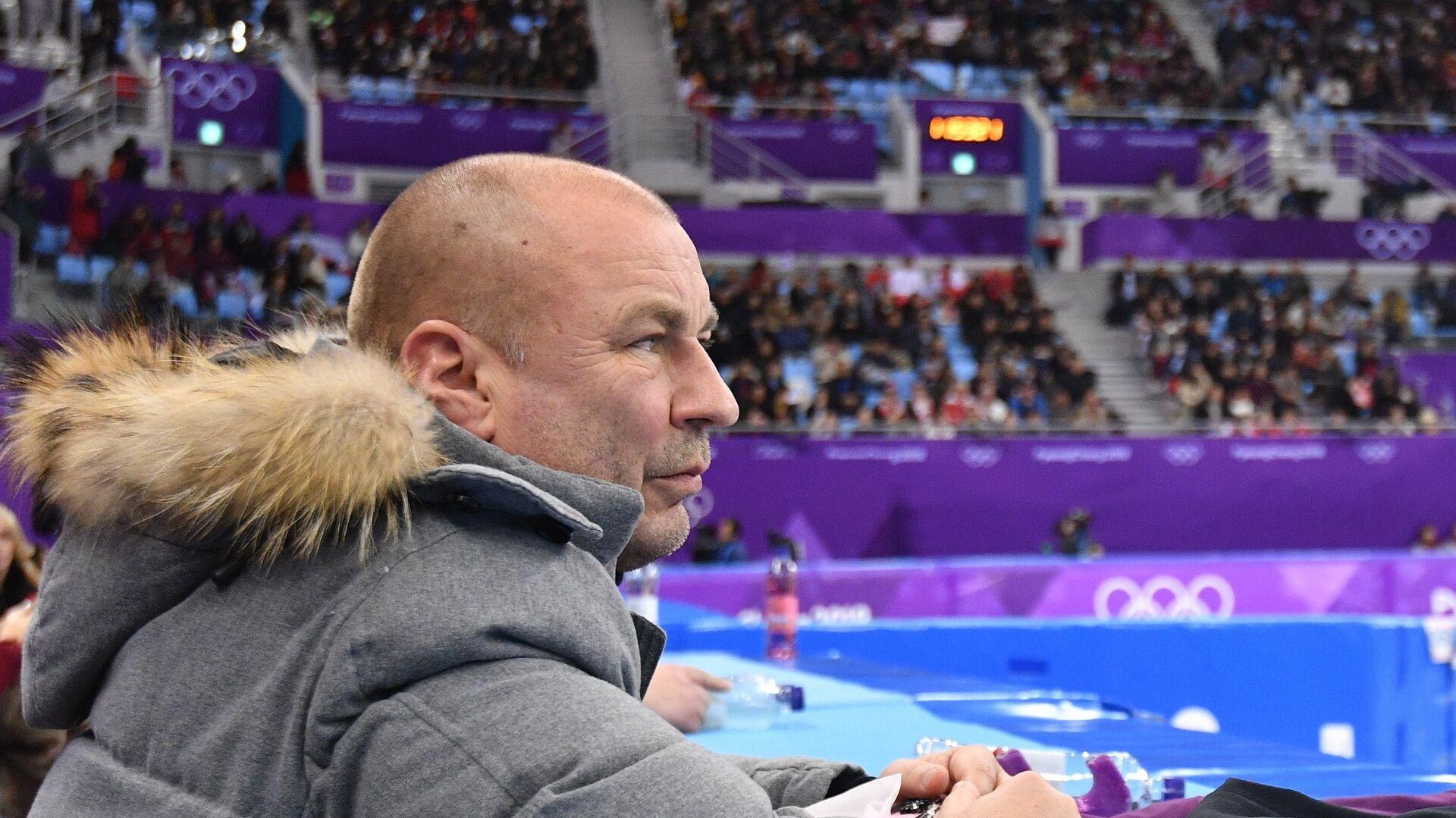 Российский тренер Александр Жулин - РИА Новости, 1920, 24.02.2021