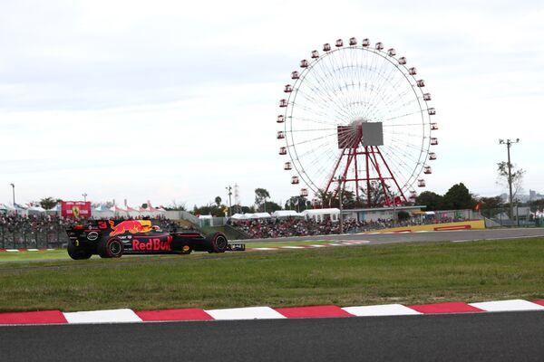 Трасса Формулы-1 Судзука