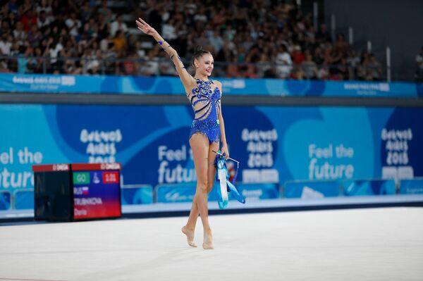 Дарья Трубникова