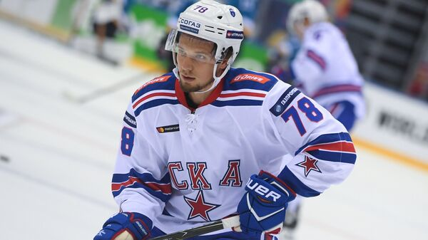 Хоккей. Sochi Hockey Open. Матч Сочи – СКА
