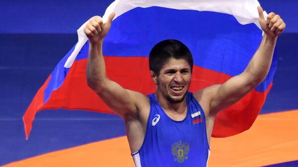 Газимагомедов вышел в финал турнира Ярыгина по вольной борьбе