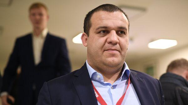Г. Рахимов избран президентом Международной ассоциации любительского бокса