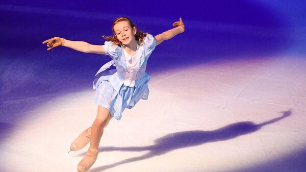 Премьера ледового шоу Ильи Авербуха Алиса в стране чудес