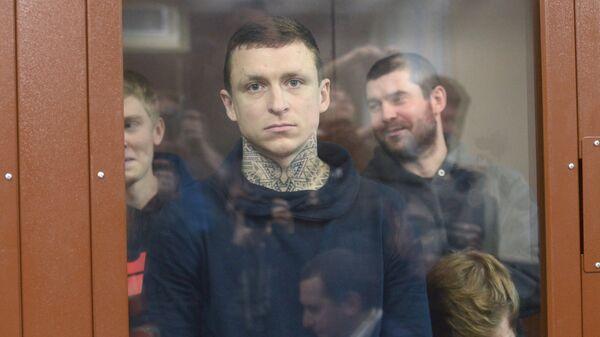 Рассмотрение ходатайства о продлении срока ареста футболистам П. Мамаеву и А. Кокорину