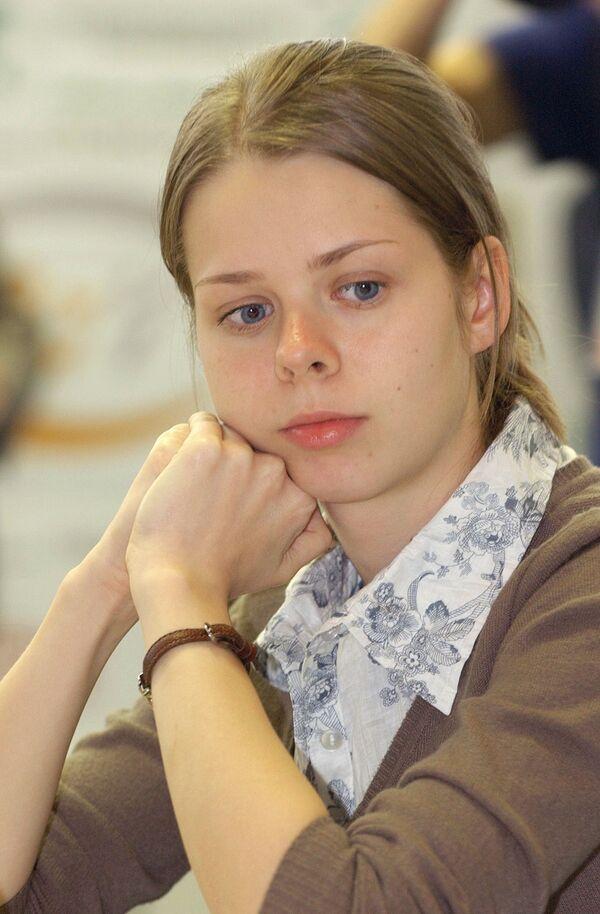 Международный гроссмейстер Татьяна Косинцева