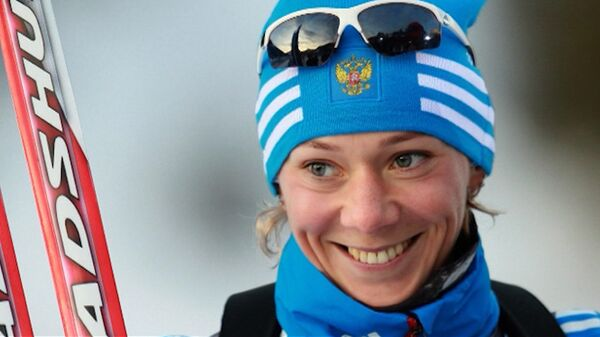 Комментарий Зайцевой о рейтинге самых успешных спортсменок России