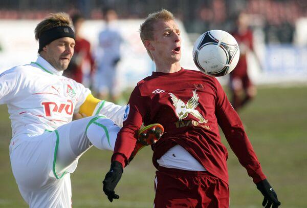 Дмитрий Сычев и Петр Немов (слева направо)