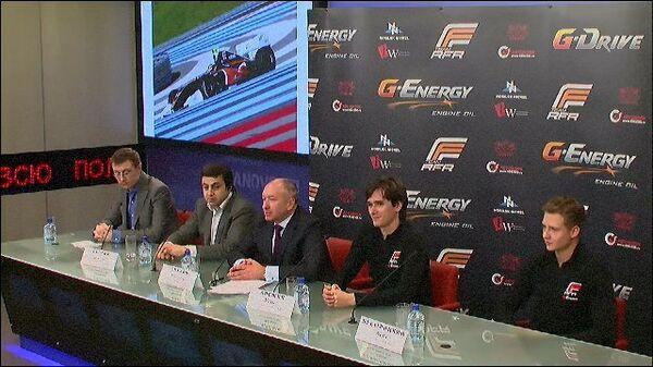 G-Energy становится спонсором команды RFR
