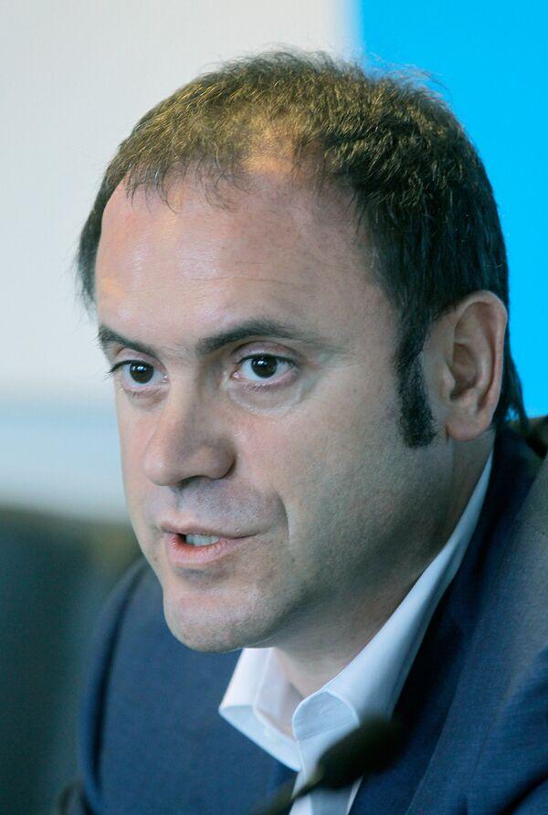 Алексей Кравцов