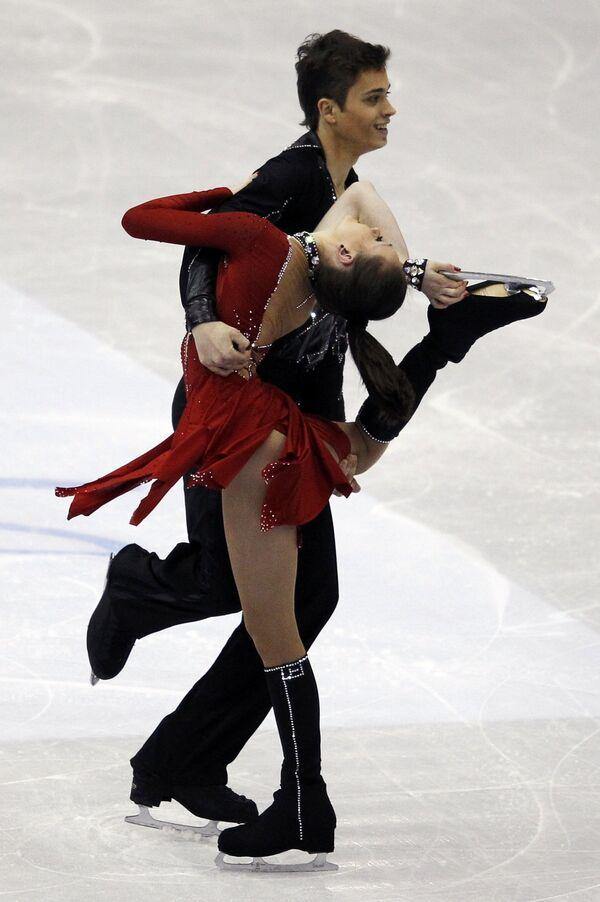Анна Нагорнюк и Виктор Коваленко