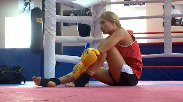 Фотомодель и чемпионка РФ по муай тай раскрыла секрет успеха на ринге