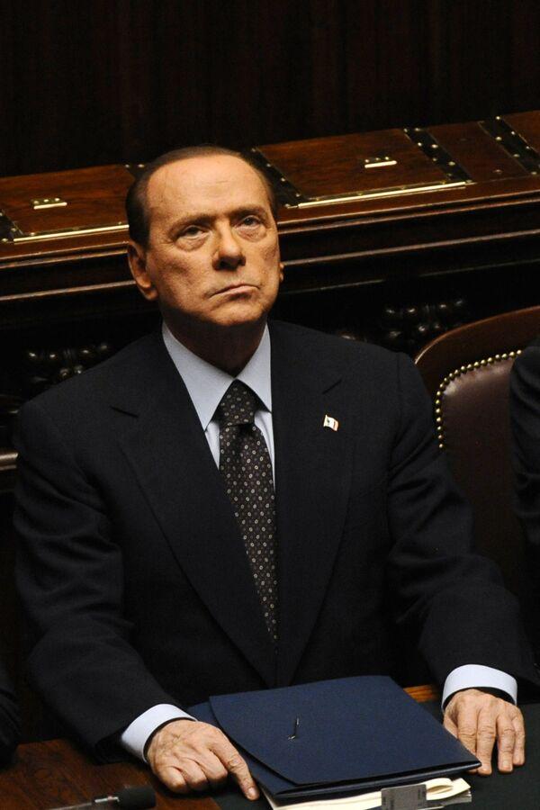 Берлускони готов вновь стать президентом футбольного клуба Милан