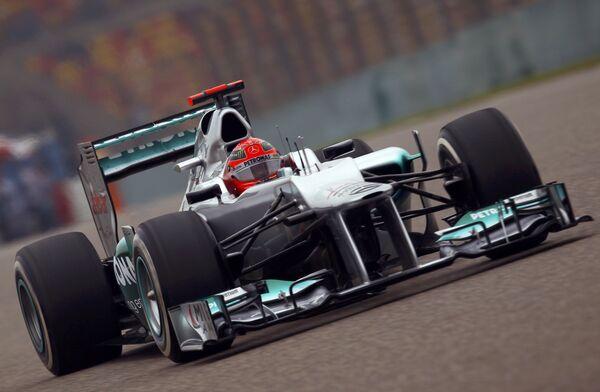 Daimler получил полный контроль над командой Формулы-1 Mercedes