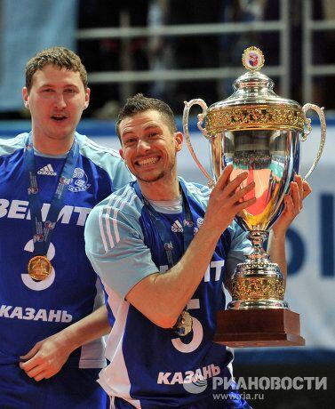 Максим Апаликов (слева) и Валерио Вермильо